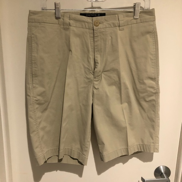 Kenneth Cole Other - Kenneth Cole New York Stretch Cargo Shorts